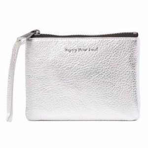 "Aimee Kestenberg Leather ""Happy Hour Fund"" Pouch"